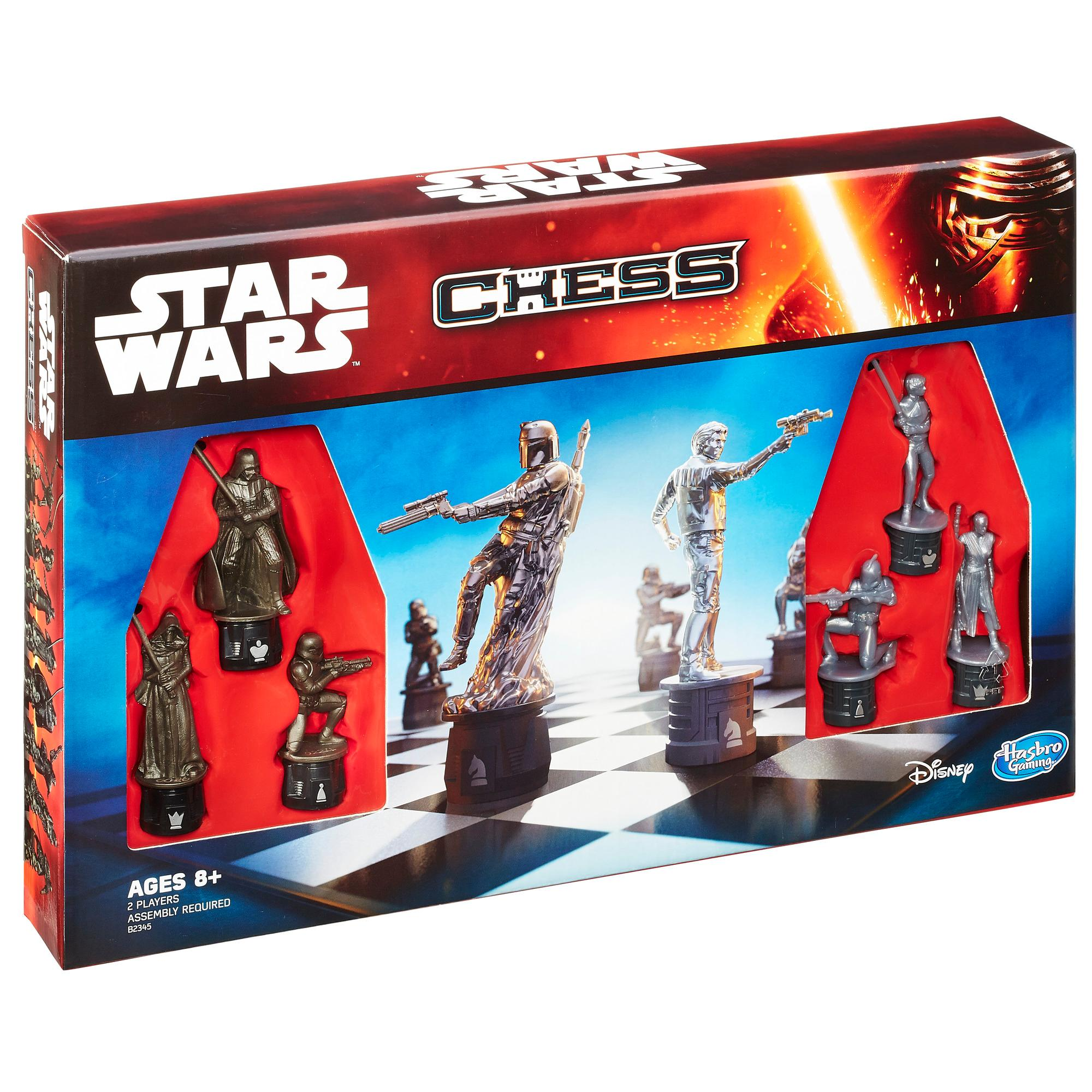 Star Wars Chess Game Toys Games