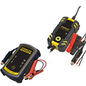 Amazon.com: STANLEY FATMAX BC8S 8 Amp Battery Charger with
