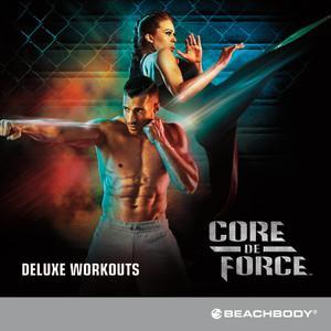 Amazon.com : CORE DE FORCE Deluxe Kit DVD workout program ...