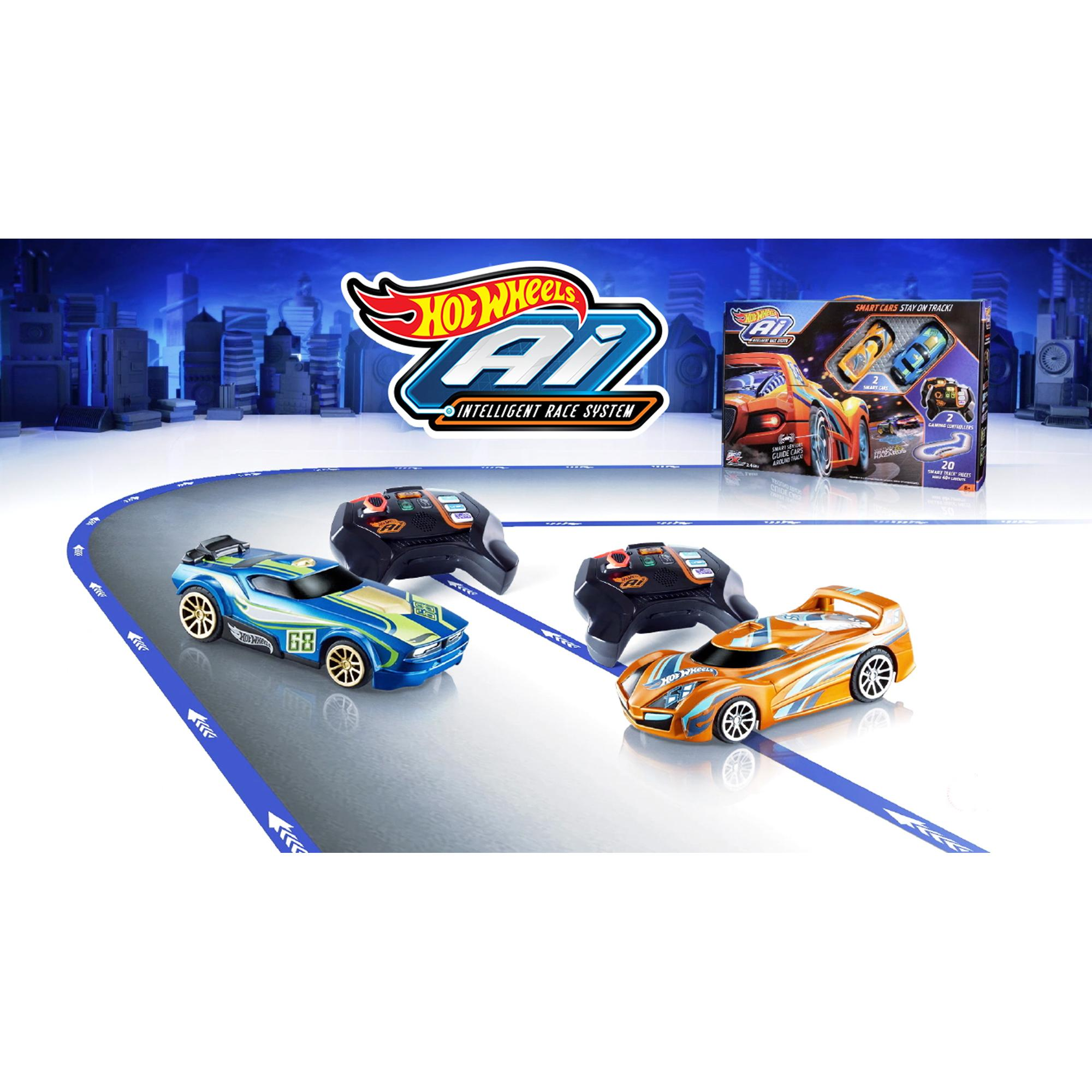 hot wheels ai intelligent race system starter kit toys games. Black Bedroom Furniture Sets. Home Design Ideas