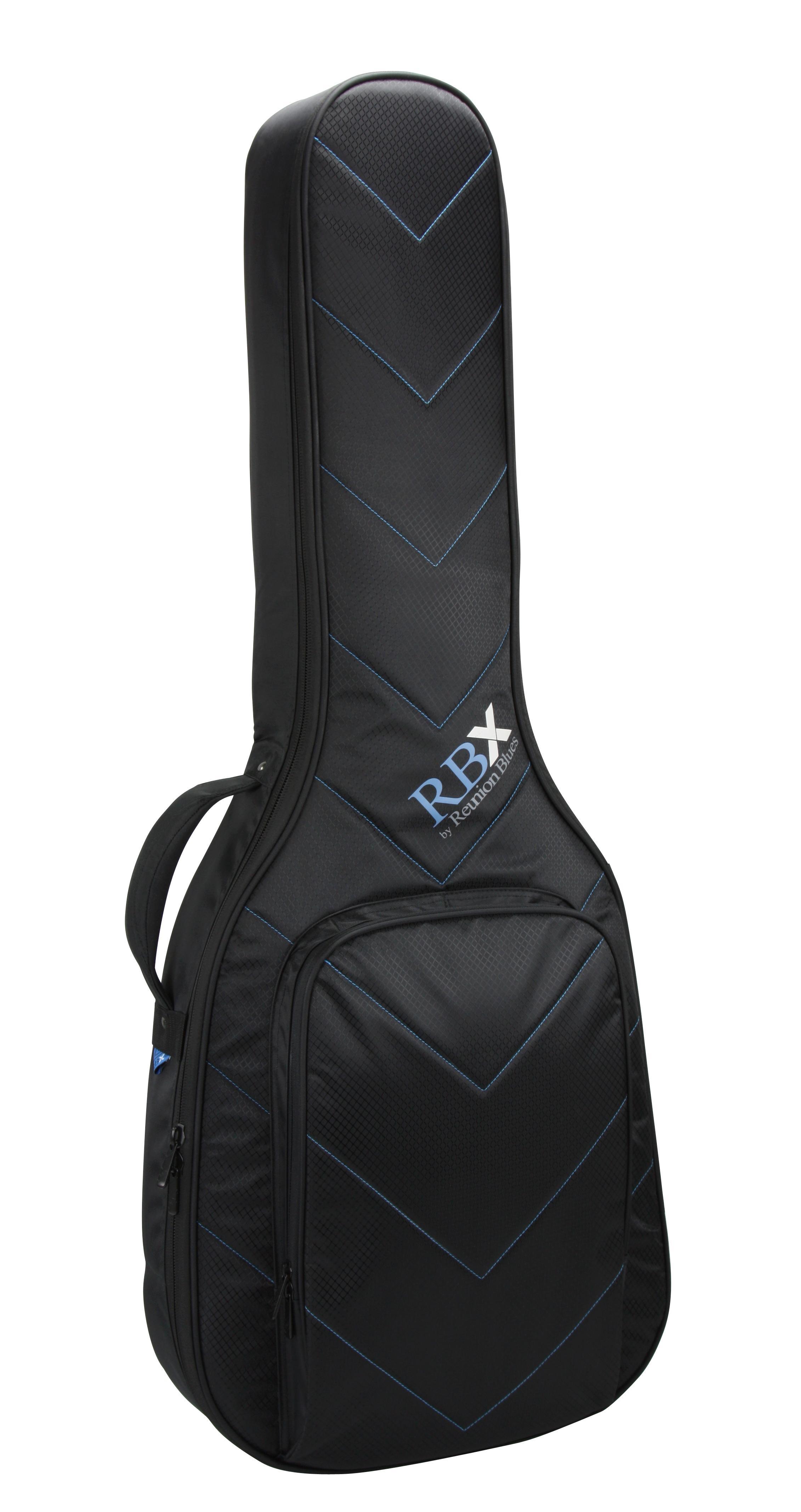 reunion blues rbx335 semi hollow electric guitar bag musical instruments. Black Bedroom Furniture Sets. Home Design Ideas
