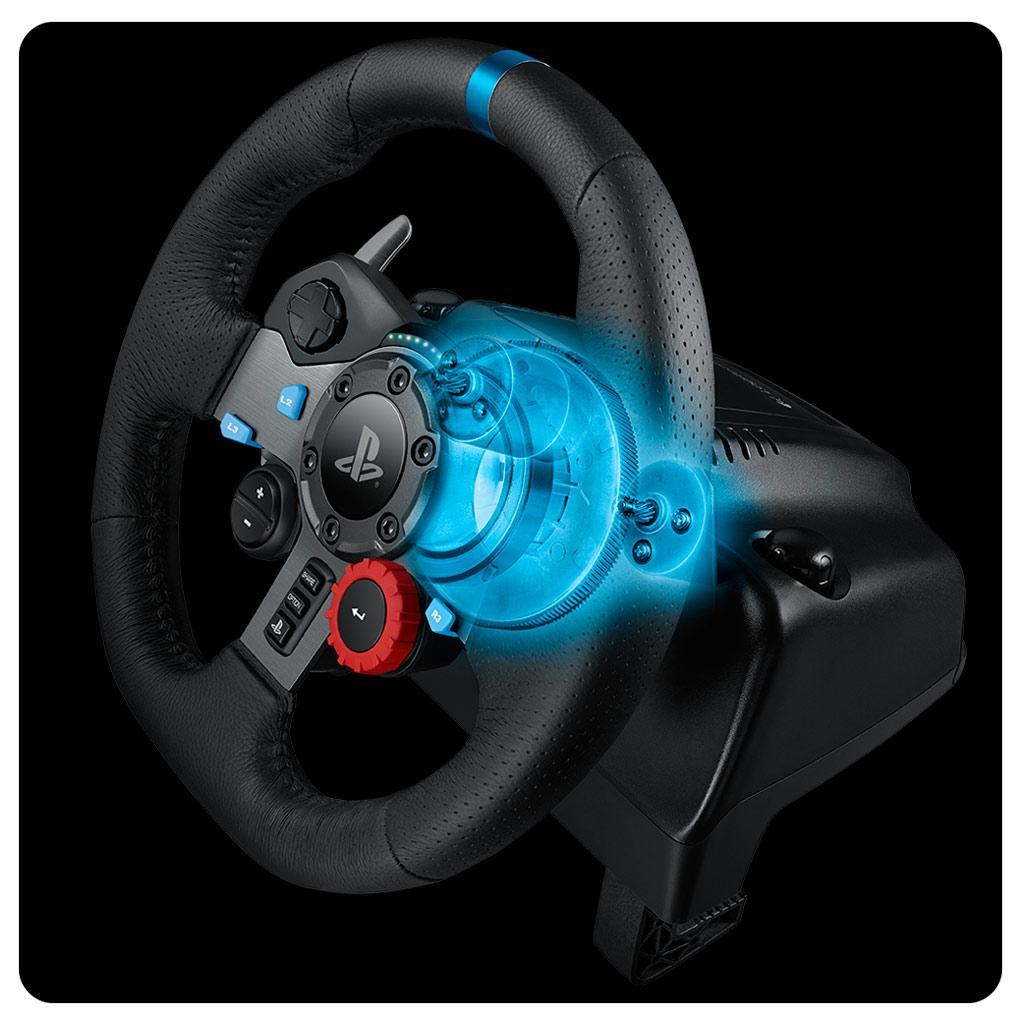 logitech driving force g29 racing wheel for. Black Bedroom Furniture Sets. Home Design Ideas
