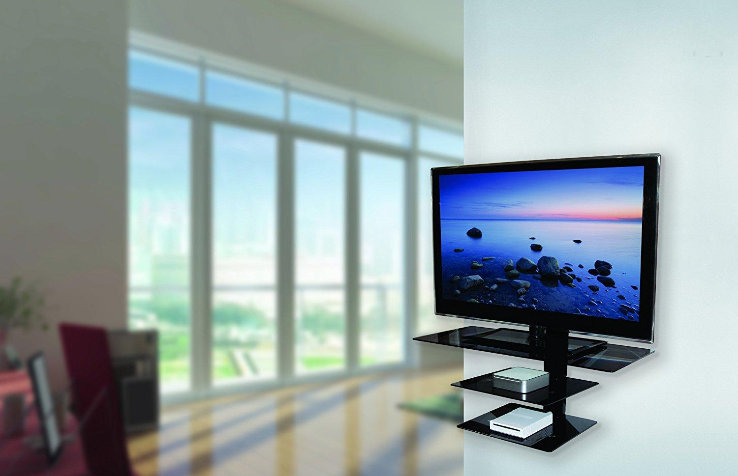 tv wall mount av view larger