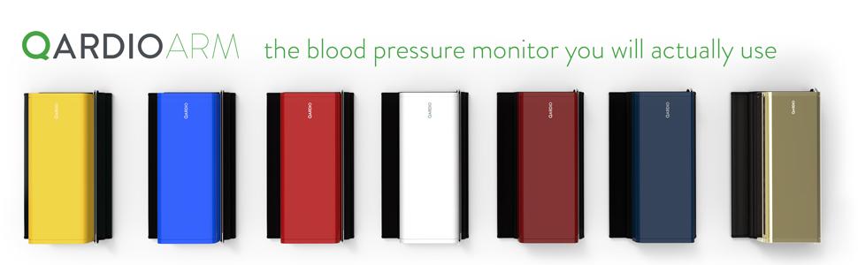 Amazon.com: QardioArm Wireless Blood Pressure Monitor ...