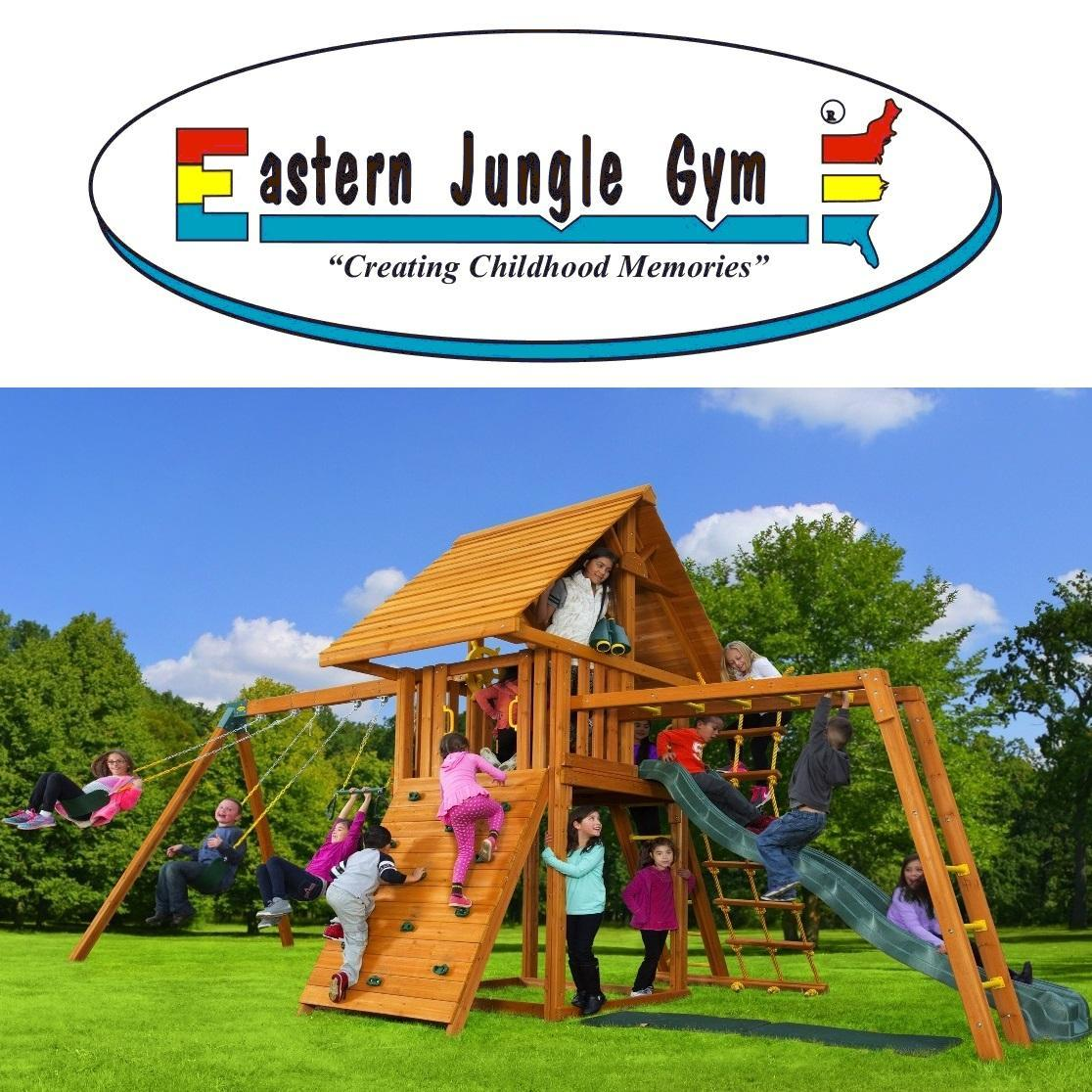 Amazon.com: eastern jungle gym diy swing set hardware kit with easy