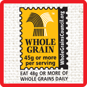 Whole grain council, 45g whole grains, wholgrainscouncil.org, whole grain, whole grains