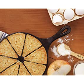 corn bread skillet, corn bread pan,
