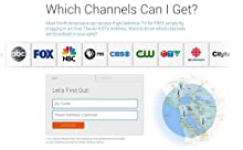 Tablo, DVR, TV, Signal, Locator, Tool, Channel, Search
