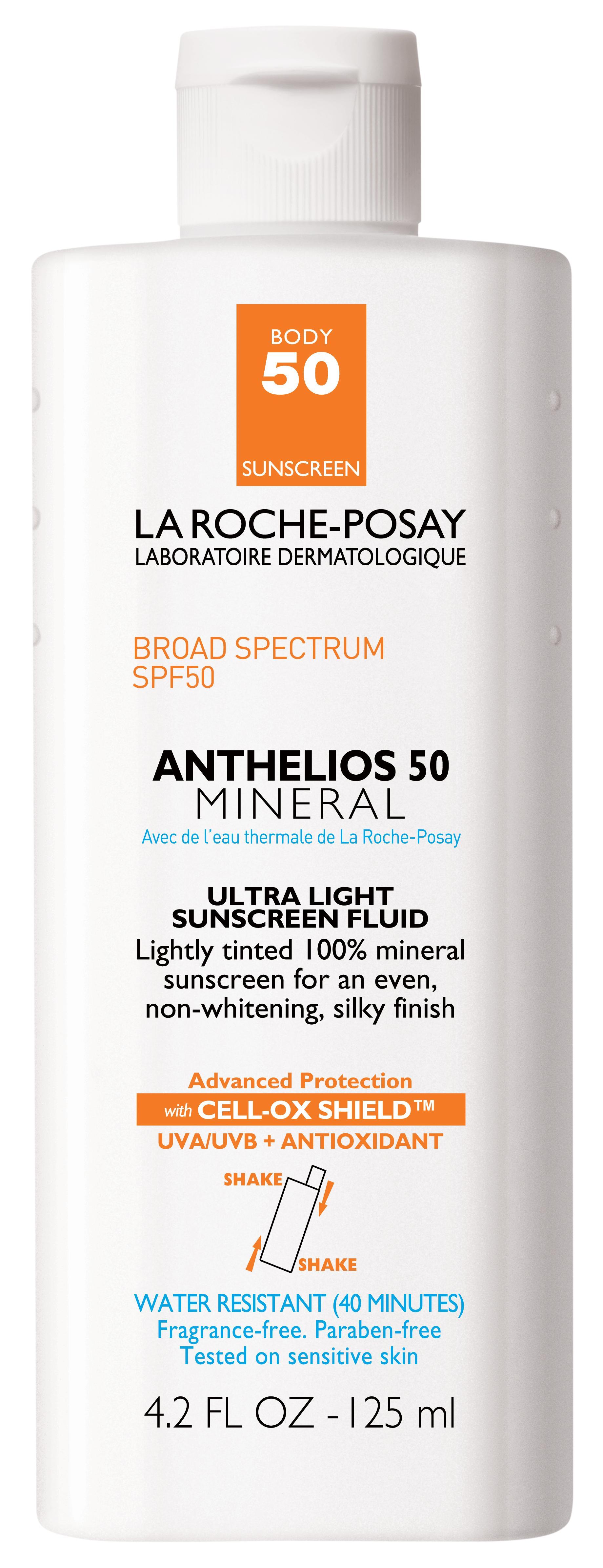 Amazon Com La Roche Posay Anthelios 50 Mineral Ultra