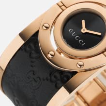 The variety in color and materials confirms the versatility and practical luxury of the Twirl watch.
