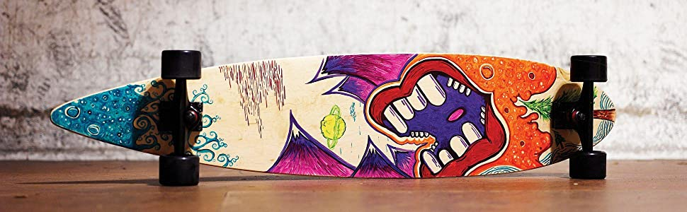 Boldy Express Yourself with Sharpie pens banner