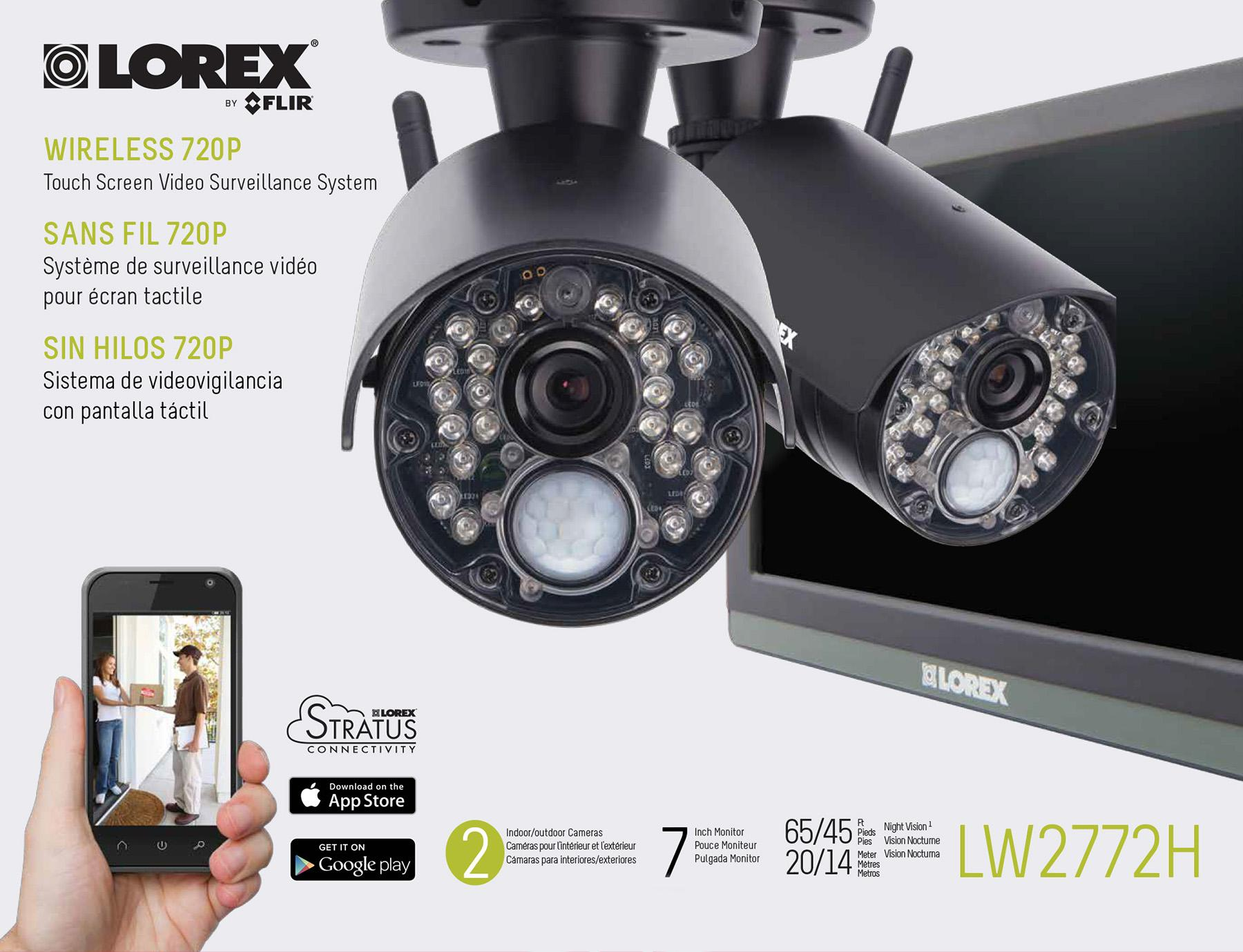 Lorex Wireless Security System Manual Schematic Cameras And Systems