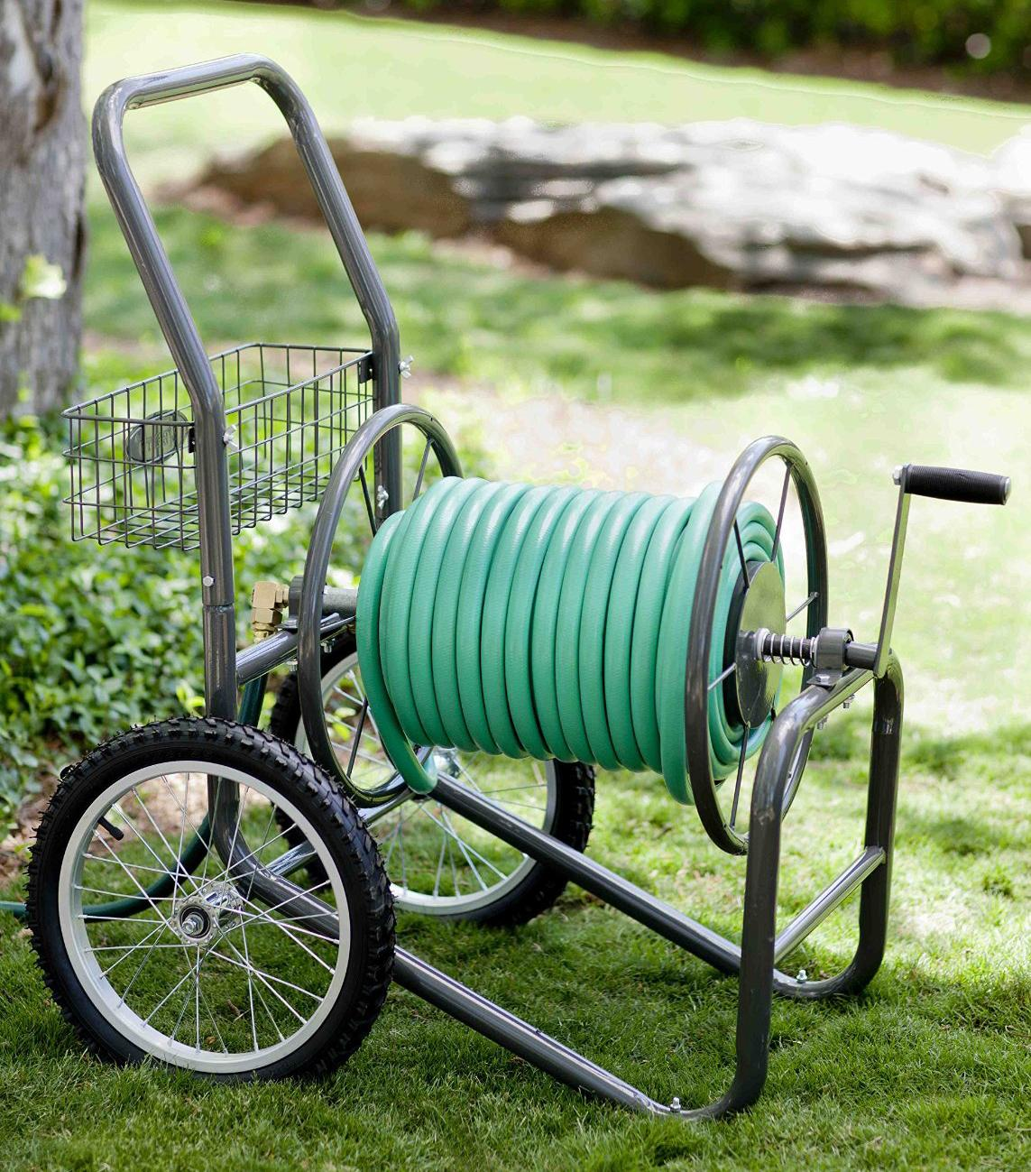 Amazoncom Liberty Garden Products 880 2 Industrial 2 Wheel