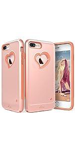 iphone 7 plus vlove case