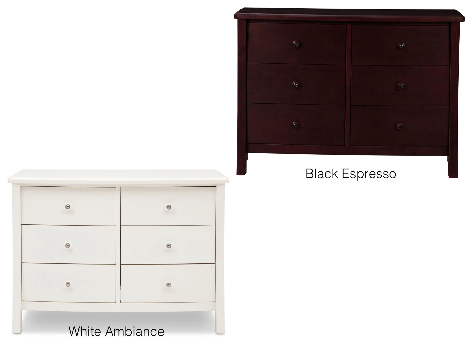 simmons monterey dresser rustic white. view larger. simmons monterey dresser rustic white