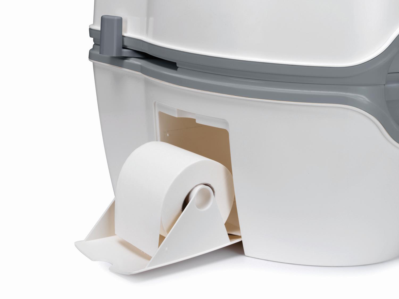 Amazon.com: Thetford 92360 Porta Potti 550E Curve Portable Toilet