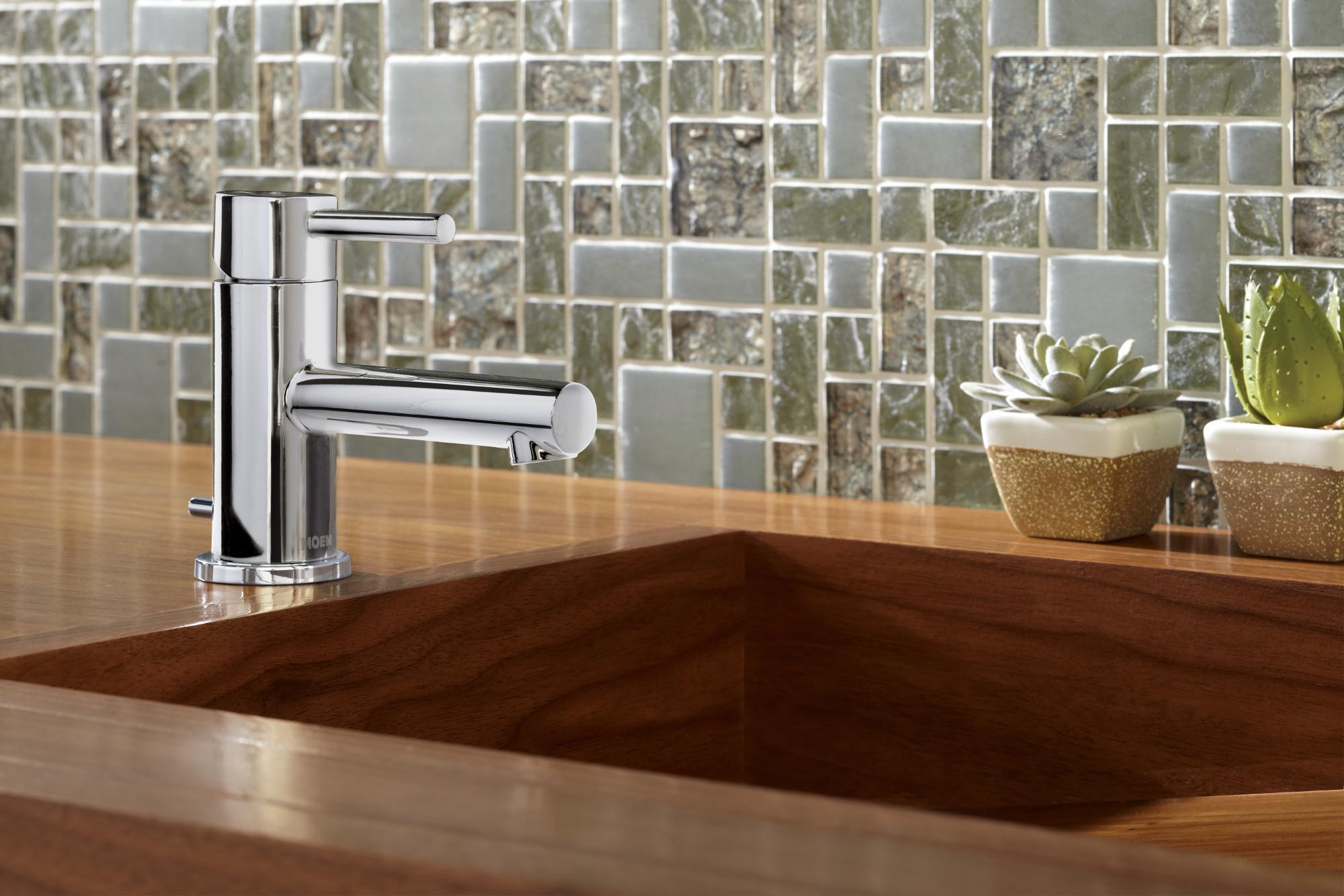 Low Profile Kitchen Faucet Home Design Ideas
