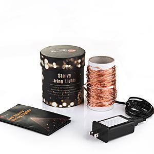 Led strings,Led string lighting,Light fairy,decorative light,Warm white led lights,Copper wire light