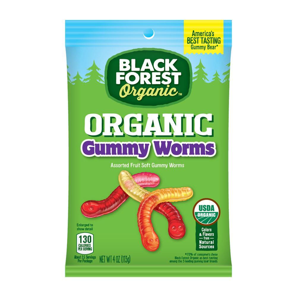 Organic worms