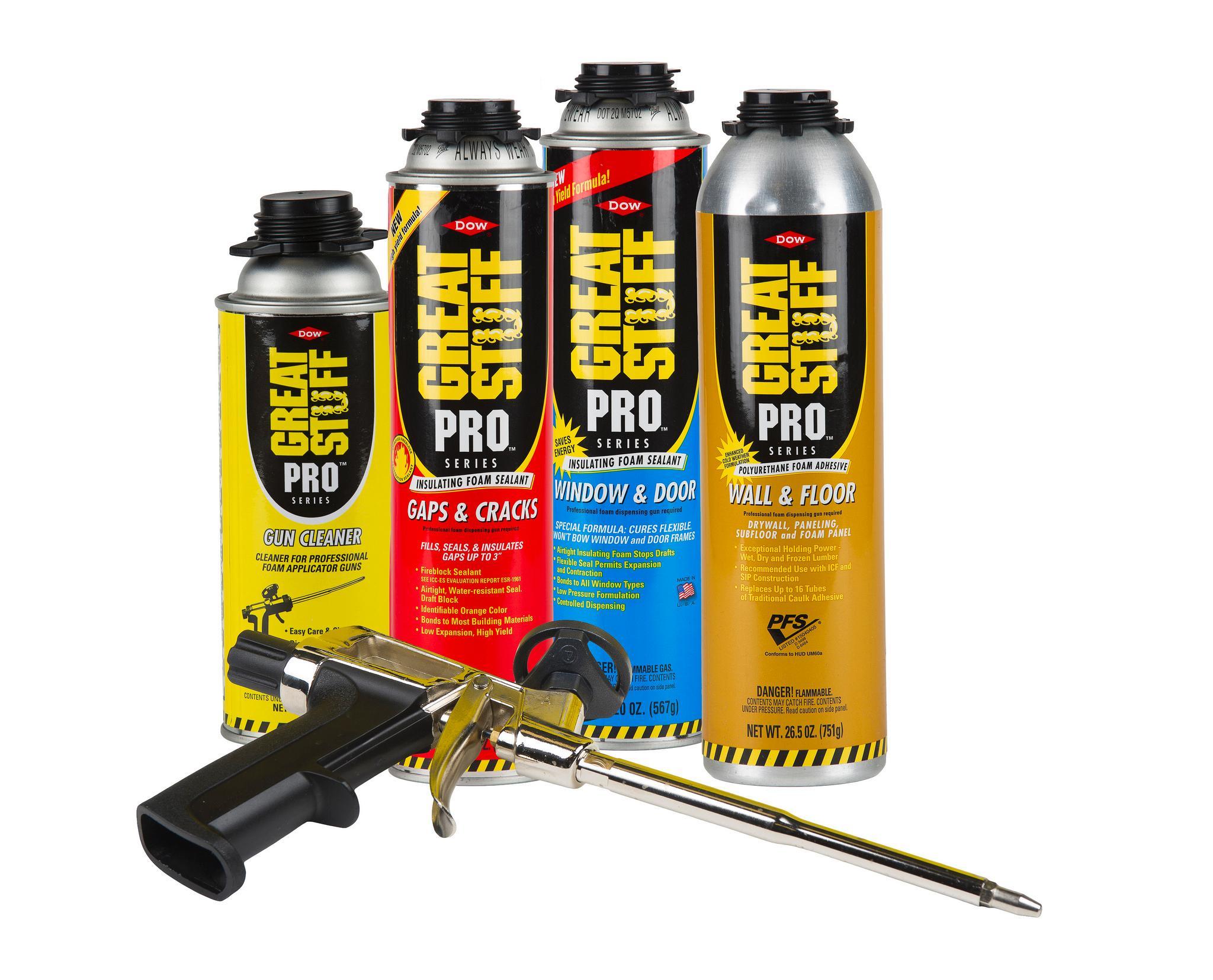 Great Stuff Pro 14 Dispensing Gun Amazon Com