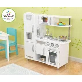 Delightful KidKraft Vintage Kitchen   White