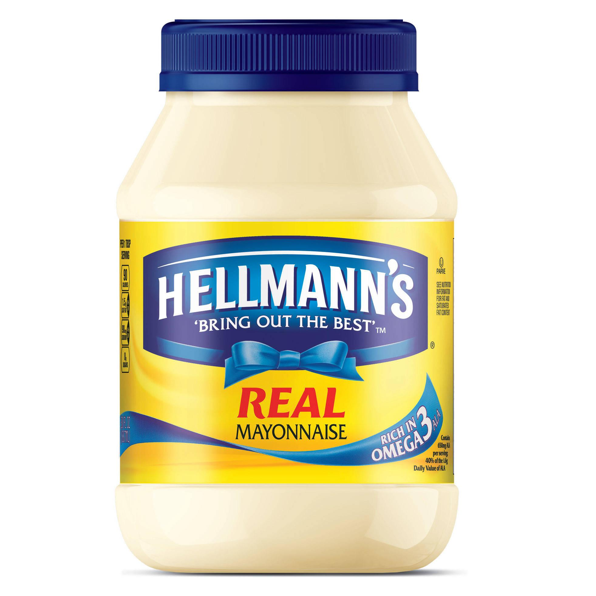 Hellmann 39 s real mayonnaise 30 oz prime pantry - Make best mayonnaise ...