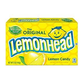 The Original Lemonhead