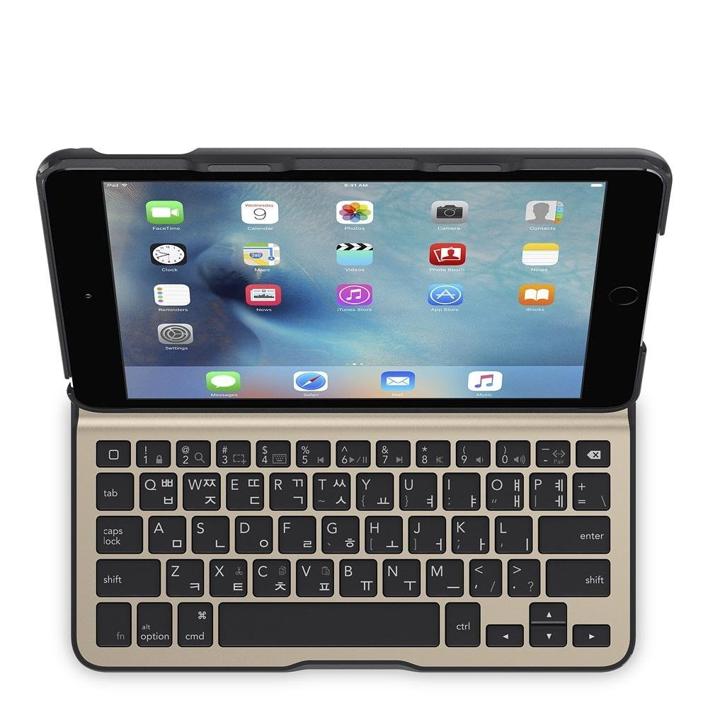 Amazon.com: Belkin Ultimate Lite Keyboard and Case for ...