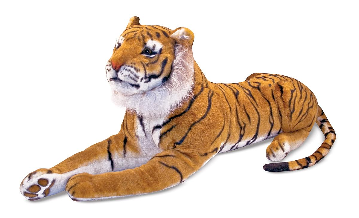 Stuffed plush tigers, stuffed tiger pictures, tiger information