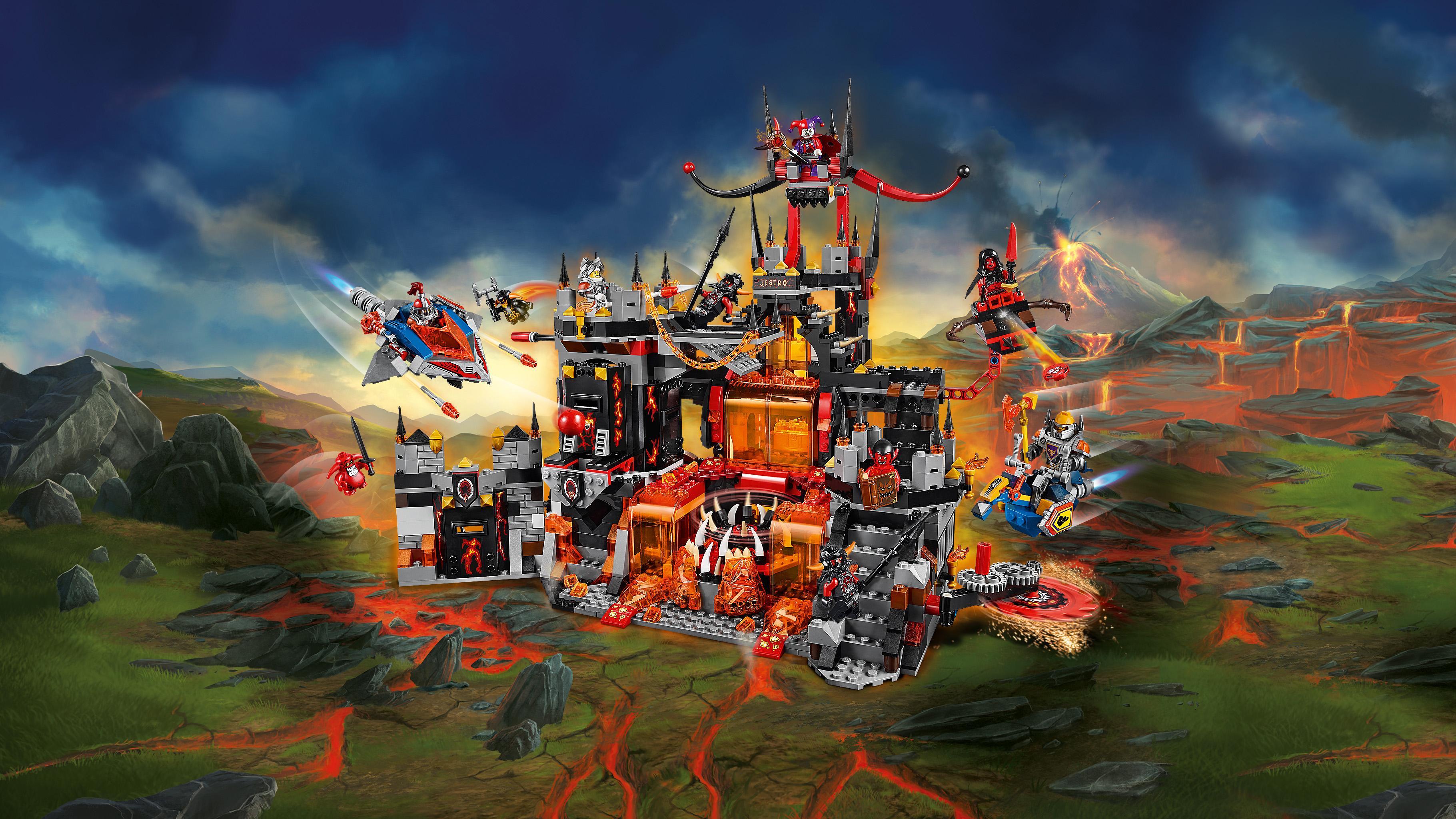 Amazon LEGO Nexo Knights 70323