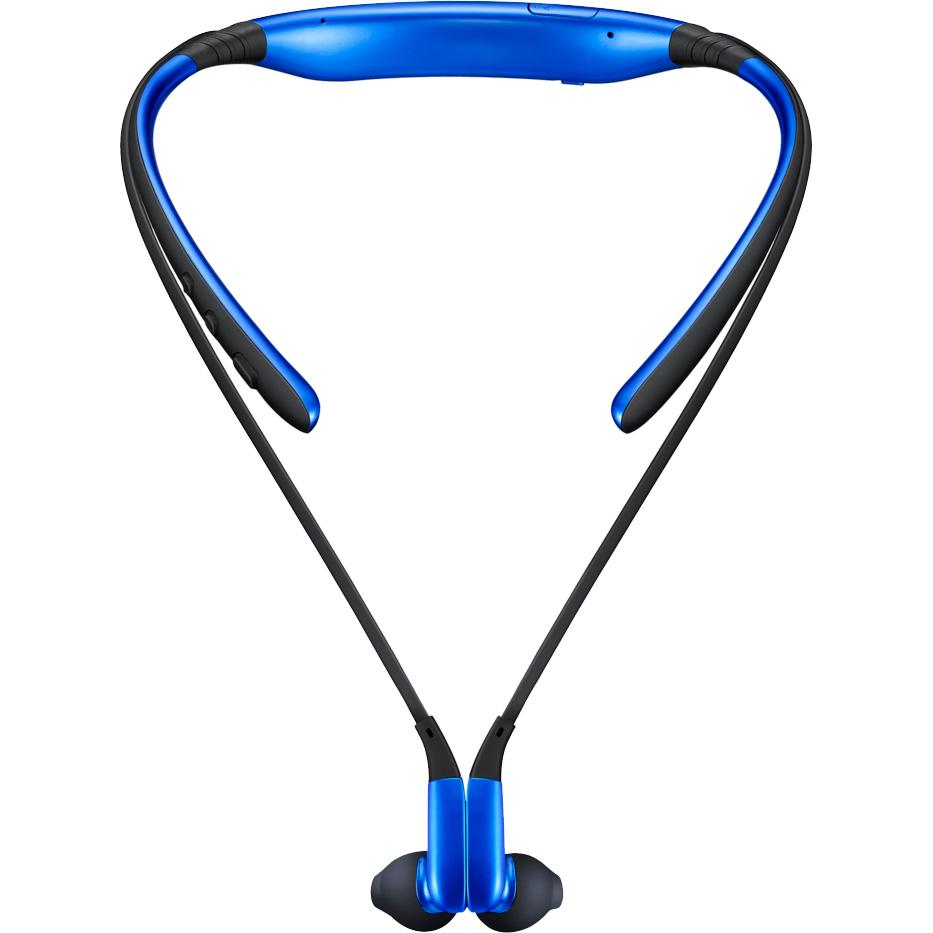 samsung level u bluetooth wireless in ear headphones with microphone blue cell. Black Bedroom Furniture Sets. Home Design Ideas