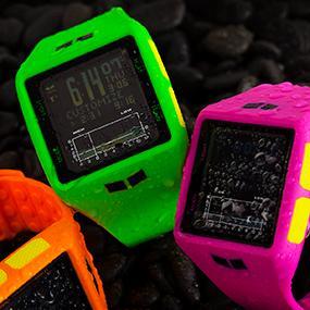 Amazon.com: Vestal Reloj The Brig para hombres, talla única ...