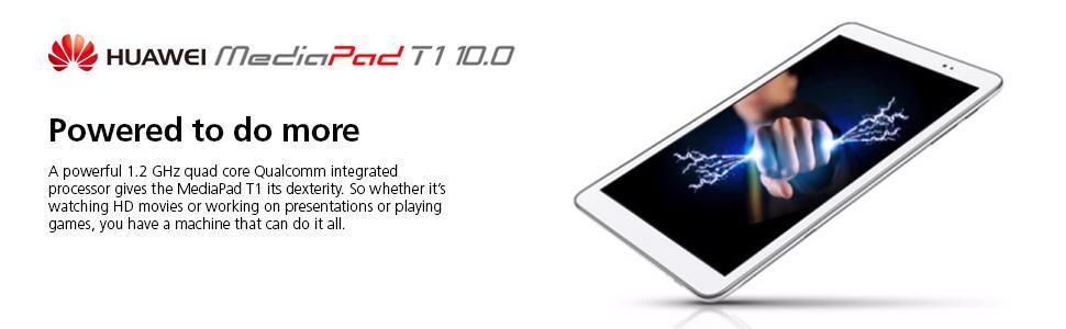 1.2Ghz, qualcomm, huawei, huawei, mediapad t1 10, media pad, HD, fast, powerful, big screen
