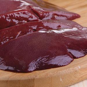 protein rich liver