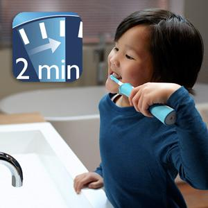 Philips Sonicare for Kids Connected, kids electric toothbrush, kids rechargeable toothbrush