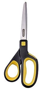 multipurpose scissors, cushion handles
