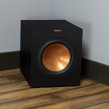"""Amazon.com: Klipsch Reference R-10SW 10"""" 300w Powered"""