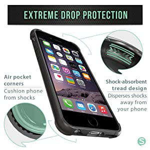 extreme drop protection cover