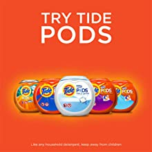 Tide Free and Gentle Liquid Laundry Detergent, try tide pods