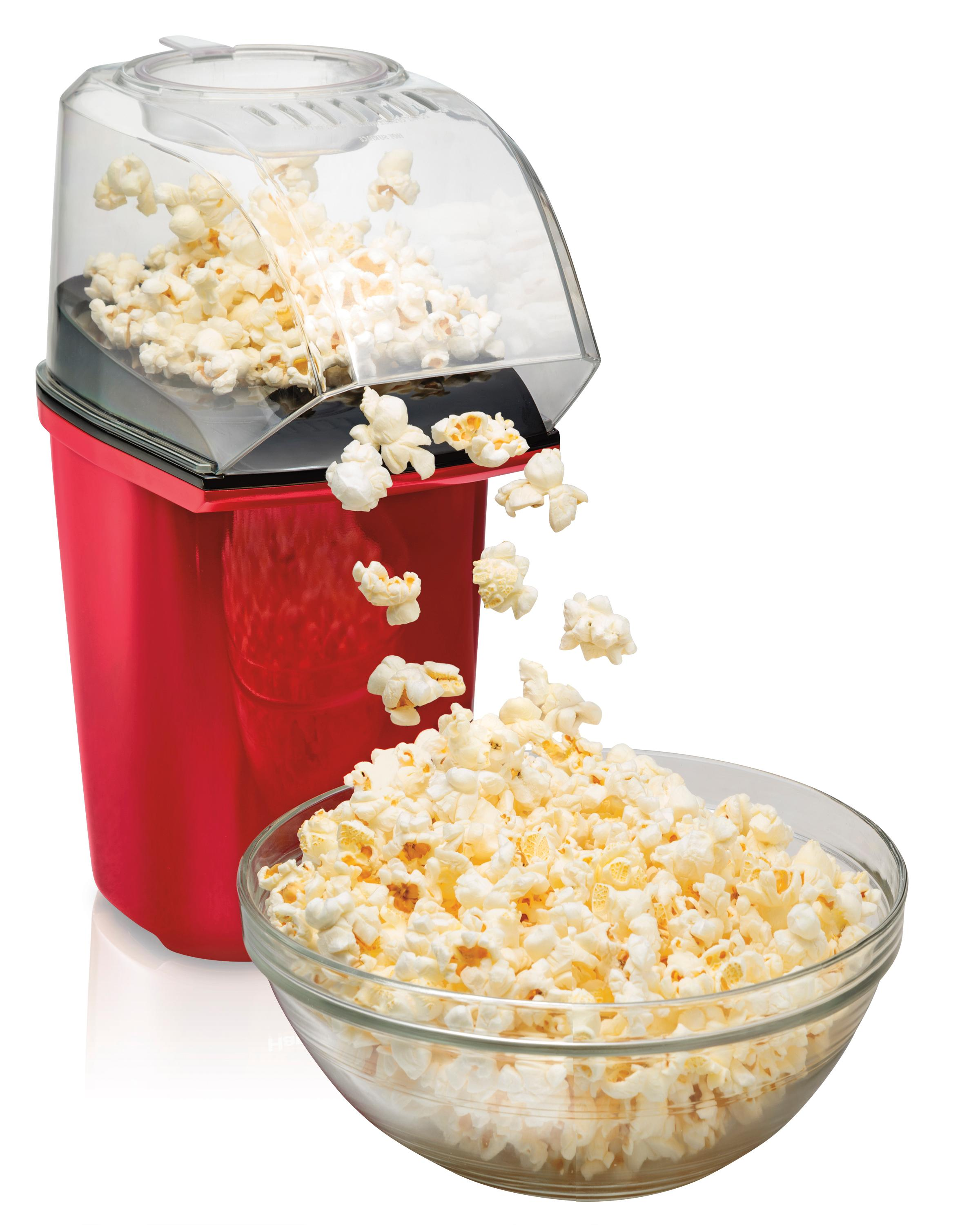 Did you know that hand-cranked stove top popcorn poppers are the best way to make movie theater style popcorn at home? It's true! The Whirley Pop Popcorn Maker is a favorite for families and popcorn lovers alike who adore the taste of hot, fresh popcorn straight from the cinema – without having to leave the kitchen! The Whirley Popcorn Popper is simple and easy to use – it's fun, too!