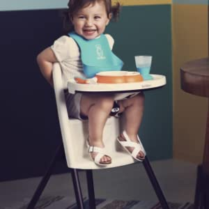 BABYBJORN High Chair White Childrens