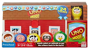 UNO Moo, Octonauts, My First Uno, Winnie the Pooh, Thomas & Friends, Jake & Neverland Pirates, Sofia
