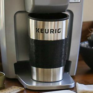 Keurig Coffee Maker Travel Mugs : Amazon.com: Keurig K15 Single-Serve Coffee Maker Holiday Bundle with 36 K-Cup Pods, 12 Oz ...