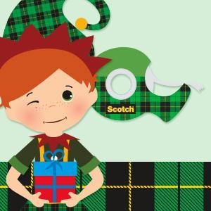 Scott E.- Scotch Magic Tape