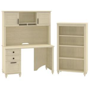 kathy ireland bush furniture desk hutch bookcase office office furniture bush desk hutch office
