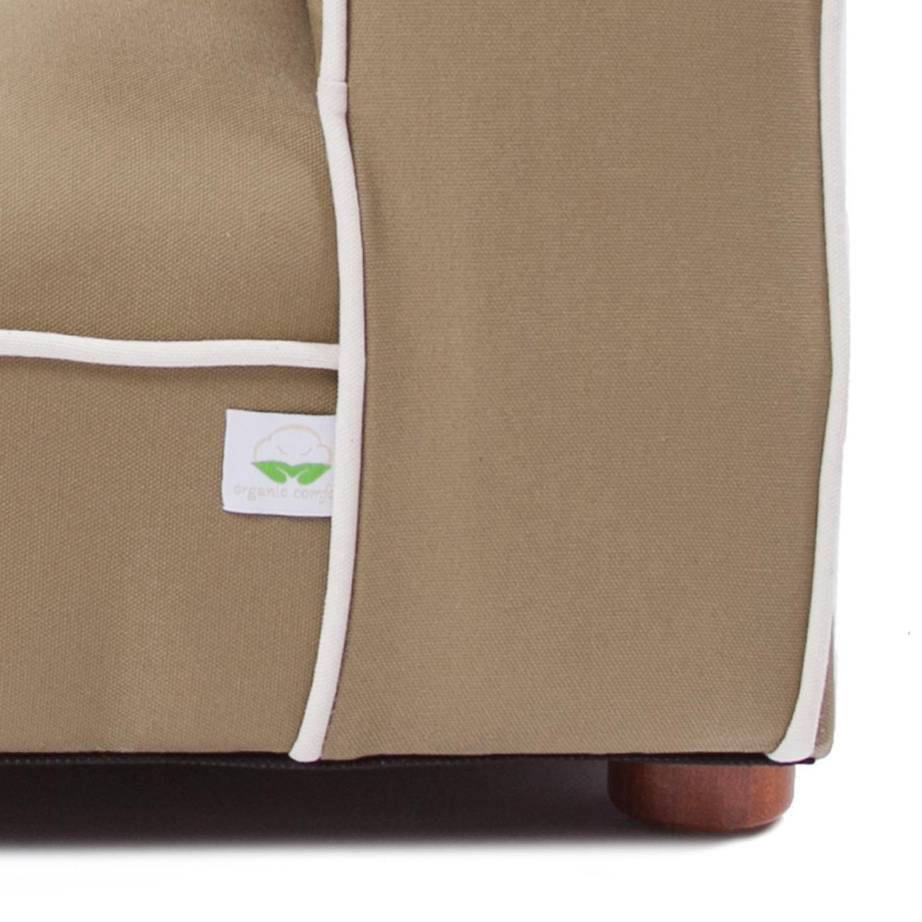 Amazon Com Keet Premium Organic Children S Chair Khaki Baby