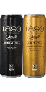 1893 Pepsi Cola Variety Pack Ginger