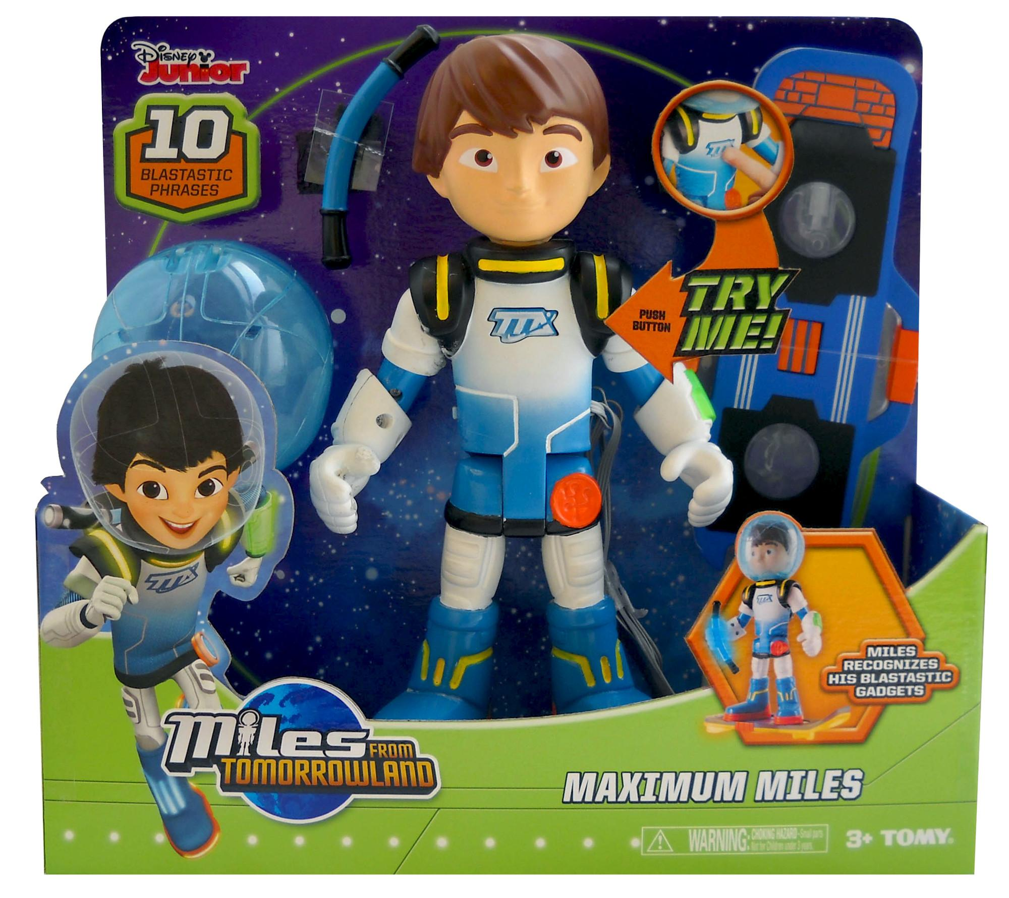 Amazoncom Miles From Tomorrowland Maximum Miles Toys Games