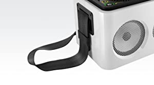 Philips DS8900 M1X-DJ Sound System Docking Station and Bluetooth - Carrying strap & robust design