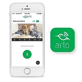 Arlo Q by NETGEAR